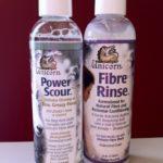 Unicorn Scour & Rinse 4 oz Gift Set