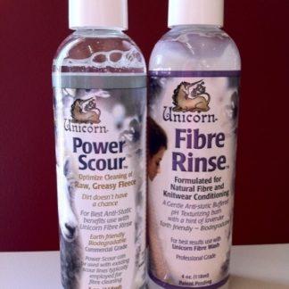 Fiber Wash / Rinse