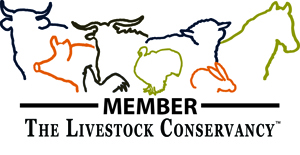 The Spinning Loft is a proud member of The Livestock Conservancy