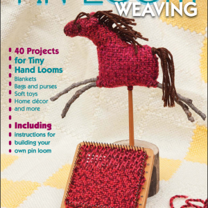 Book - Pin Loom Weaving