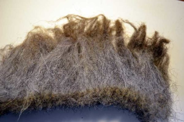 Herdwick fleece
